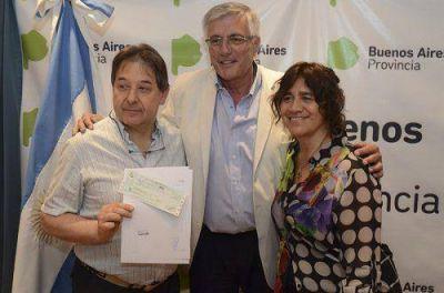 La Provincia gira 450 mil pesos a General Belgrano para obras en el Hospital