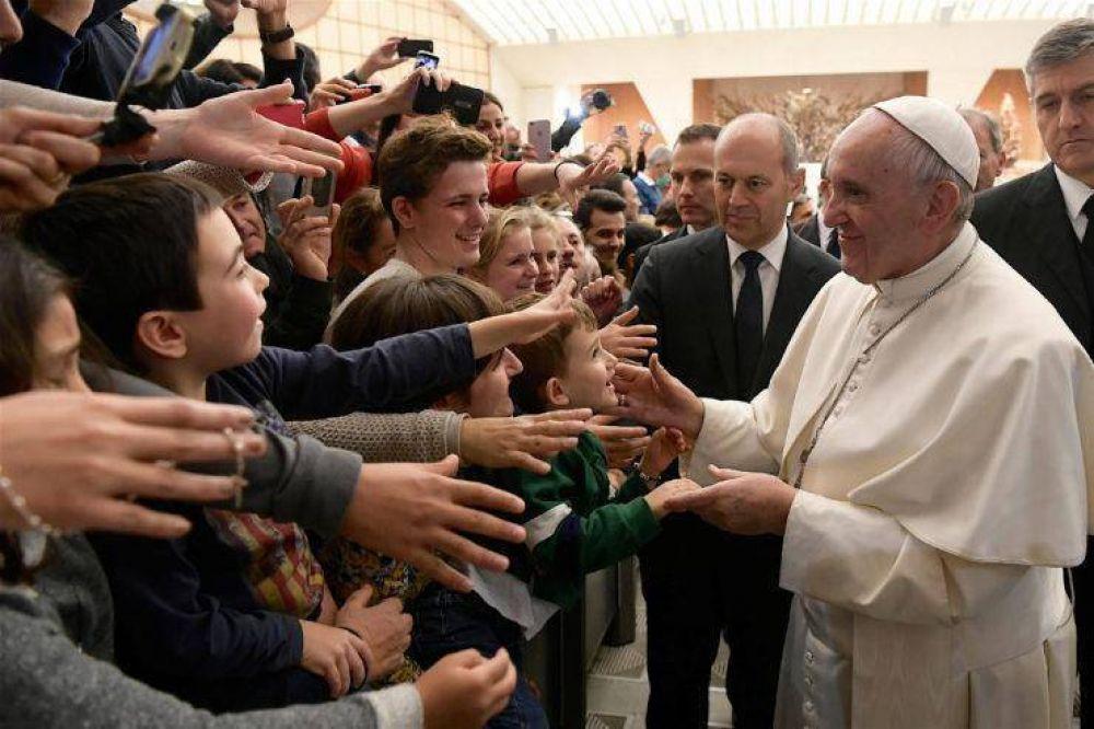 Texto completo de la catequesis del papa Francisco en la audiencia del 21 de diciembre de 2016