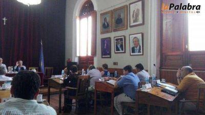 Concejales aprobaron el presupuesto 2017