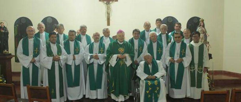 Aniversarios episcopales