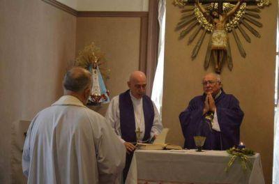 Misa de Acción de Gracias en el episcopado