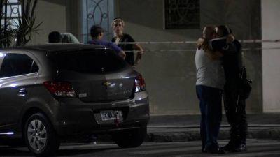 Matan a balazos en un robo a un custodio de Gabriela Michetti