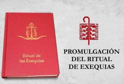 Promulgación del Ritual de Exequias