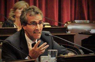Godoy, uno de los 2 senadores que votó en contra