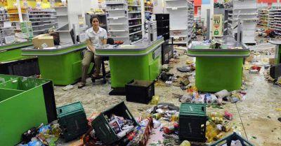 Supermercadistas mantuvieron reuniones para evitar saqueos en las fiestas