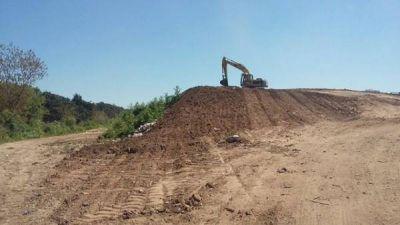 Basural: la Legislatura bonaerense aprobó la expropiación de tierras