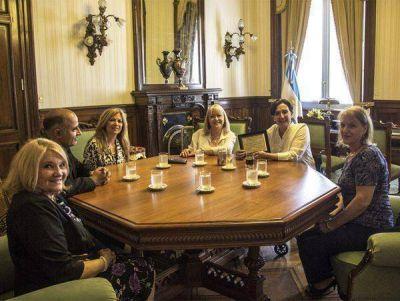 ACIERA Mujer estuvo reunida con la Vicepresidente de la Nación