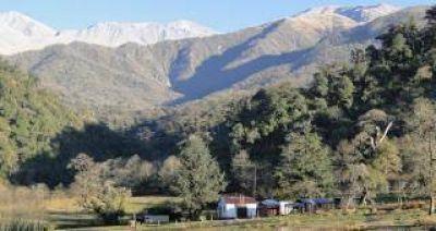 El Parque Nacional del Bicentenario custodiará las yungas