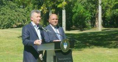 Manzur agradeció a Macri por gestionar el ingreso del limón a EEUU