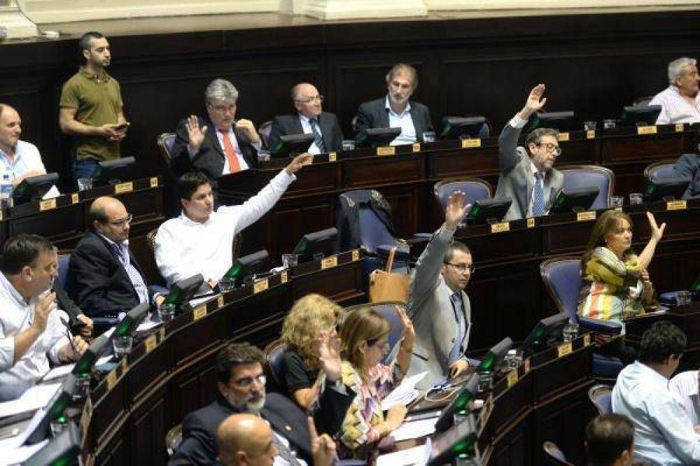María Eugenia Vidal ya tiene el Presupuesto y la Ley Impositiva 2017