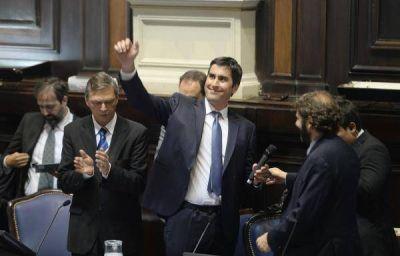 Manuel Mosca es el nuevo presidente de la Cámara de Diputados de la Provincia