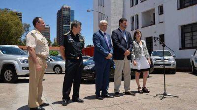 Nación y provincia acordaron trabajo conjunto en materia de seguridad pública
