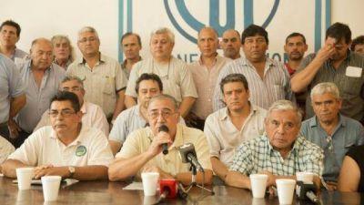 Carrizo seguirá en la CGT ante la falta de consenso