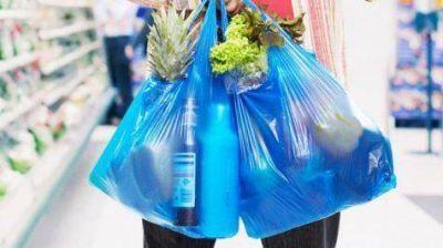 No más bolsas plásticas en las ciudad