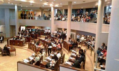 Sesionó la Legislatura y aprobó el Presupuesto 2017, entre otros temas