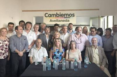 Lanzamiento de la mesa Cambiemos en Avellaneda