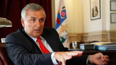 El Gobernador Morales inauguró recambio de redes agua potable y colectores cloacales en el Talar