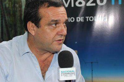 """Zarate : """"Gildo Insfran pide más plata en Bs.As. pero vota en contra la Ley de Ganancias"""""""