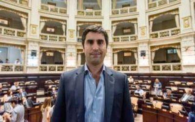 Manuel Mosca es el nuevo Presidente de la Cámara de Diputados bonaerense