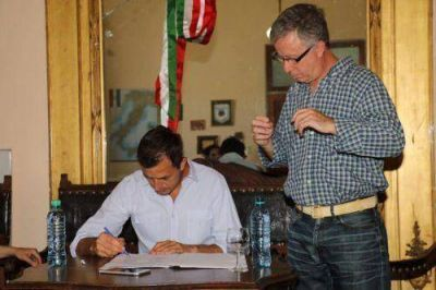 """Bucca: """"Trabajamos para mantener el patrimonio histórico"""""""