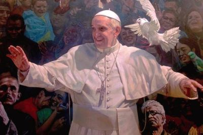 El Papa presenta un balance de sus 44 meses de pontificado