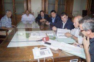 Se abrieron los sobres de ofertas para la obra de ampliación del Hospital Pintos