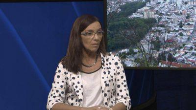 """""""Hay 3.000 docentes fuera del círculo laboral"""", reconoció Berruezo"""