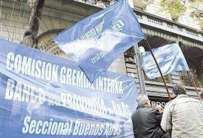 Bancarios logró forzar acuerdo con entidades privadas y el BCRA