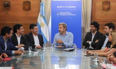 La Rioja recibió $165 millones en ATN de Nación en 2016