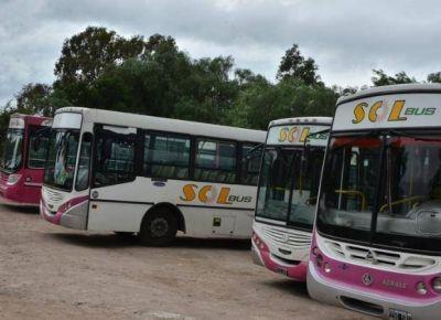 Ante el anuncio del paro, Transporte desarrolla nuevas medidas