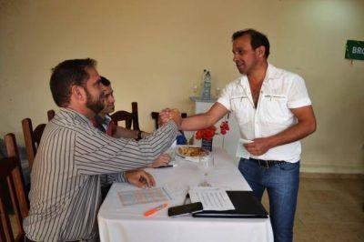 Empleados municipales de Ayacucho recibieron el bono de fin de año