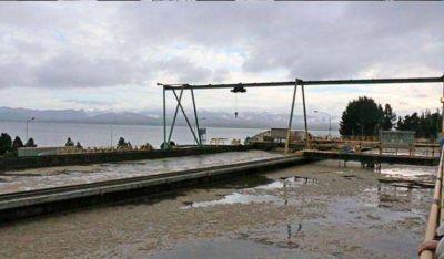 Bariloche: Detalles de la obra del nuevo colector costanero y la ampliación de la planta de líquidos cloacales