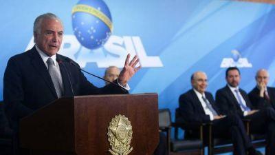 La economía brasileña sigue en caída libre: este año se achicará un 3,4%