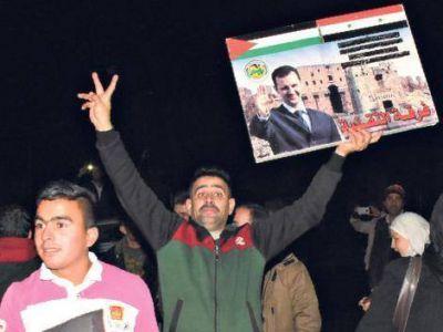 Ya es oficial la reconquista de Alepo
