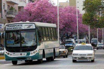 Así funcionará el servicio de transporte en Paraná durante las Fiestas