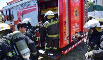 La Ciudad convoca a aspirantes a bomberos