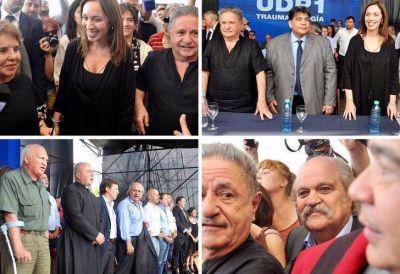 Vidal aprovecha la interna del PJ e insiste en cooptar dirigentes