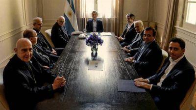 Macri agradeció a la Iglesia por acompañarlo en su gestión