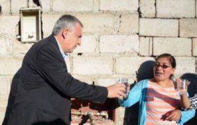 Morales inauguró red de agua potable en Humahuaca