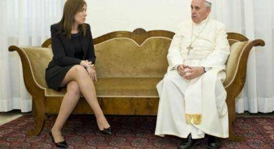 La mano del Papa detrás del acercamiento de Duhalde y Julián a Vidal