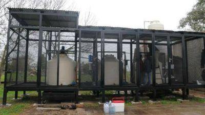 Científicos argentinos crearon un dispositivo para purificar agua contaminada con arsénico