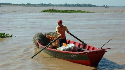 Este martes acreditarán subsidio a los pescadores comerciales y moreneros
