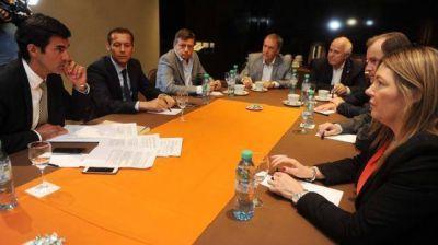 Los gobernadores volverán a reunirse en enero para analizar en conjunto la paritaria docente