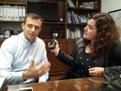 """Bucca: """"Es una gran alegría que Manuel sea el Presidente de la Cámara de Diputados"""""""