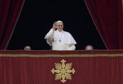 """En Navidad, el Papa pide """"valentía para la paz"""" en Colombia y Venezuela"""