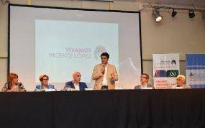 Vicente López: Anuncian la creación de un centro de formación para sindicalistas y empresarios