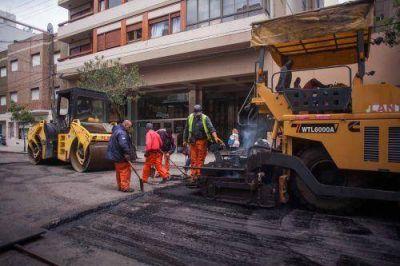"""El EMVIAL entra en """"veda"""" de obras en el microcentro"""