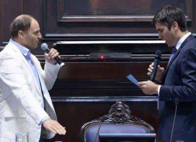 El diputado Santiago fue ratificado como vicepresidente II de la Cámara baja
