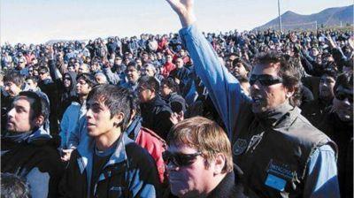 Chubut será el primer caso testigo del nuevo convenio colectivo de los petroleros