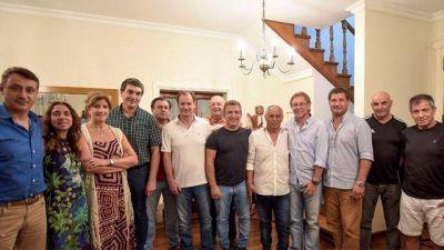 A diferencia de Busti, Bordet y Urribarri celebran un año de convivencia pacífica